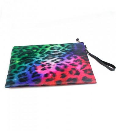 Funda Leopardo Colores