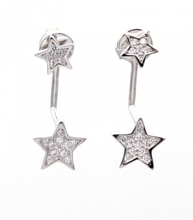 Pendientes Estrella Circonitas
