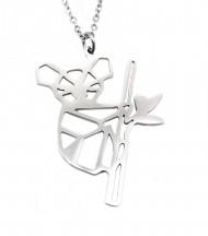 Collar Koala Origami